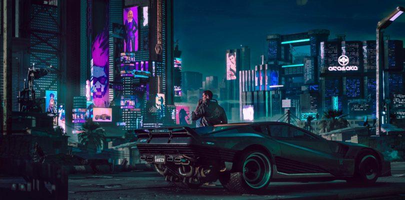 Sony verwijdert Cyberpunk uit store, aandelen CD Project Red kelderen