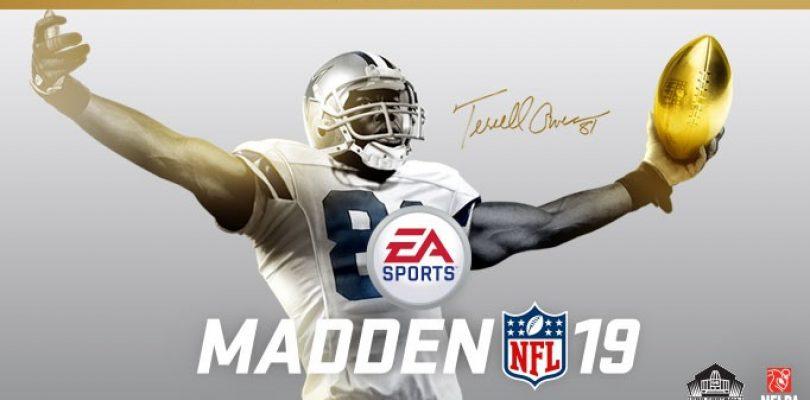 Madden NFL 19 reveal trailer #E32018