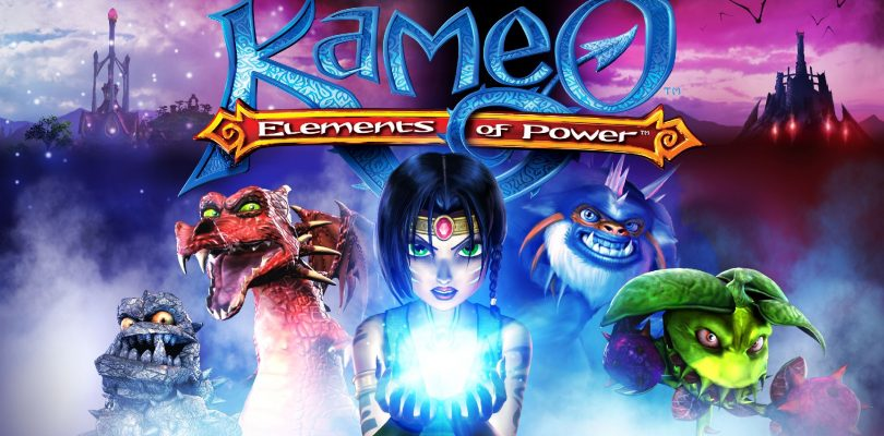Ik speel nog steeds… Kameo: Elements of Power!
