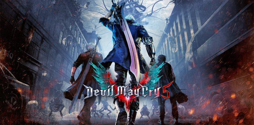 Gameplay beelden voor Devil May Cry 5