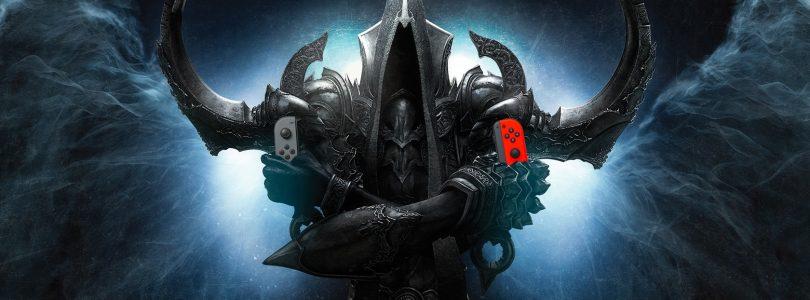 Releasedatum Diablo III Switch bekend