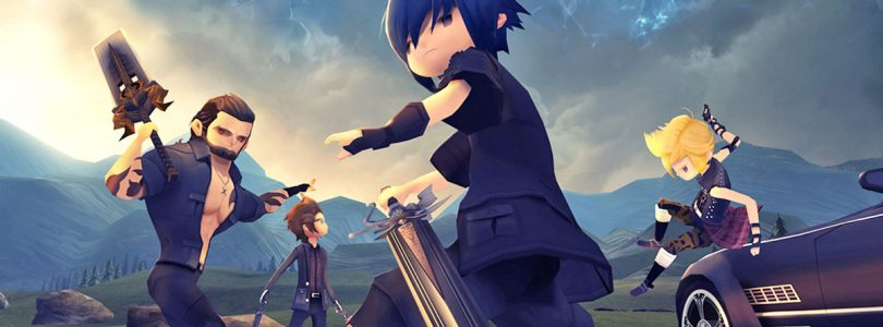 PlayStation 4 en Xbox One editie Final Fantasy XV Pocket Edition HD krijgt lanceringstrailer