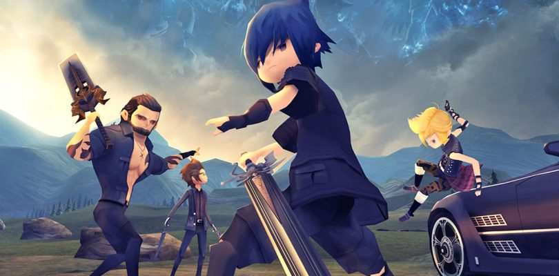 PlayStation 4 en Xbox One editie Final Fantasy XV Pocket Edition HD krijgt lanceringstrailer