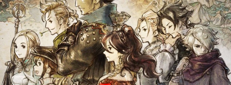 Octopath Traveler 7 juni op PC