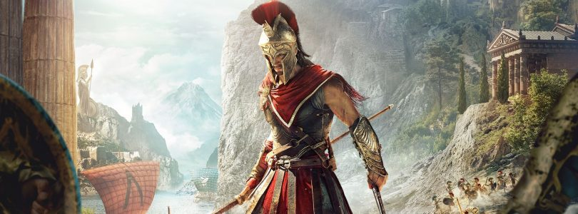 Top 10 2018 #8 Assassin's Creed Odyssey