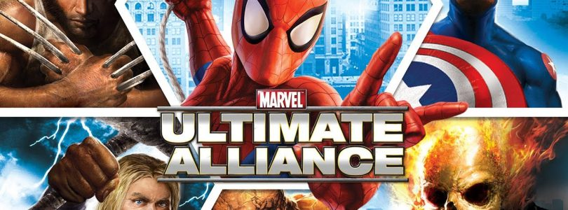 Ik speel nog steeds… Marvel Ultimate Alliance!