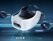 HTC Vive kondigt VIVE Focus Plus aan