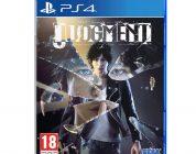 Judgement Announcement Trailer PS4