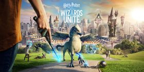 Harry Potter Wizards Unite gratis te downloaden in Nederland