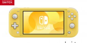 Nintendo Switch Lite 20 september op de markt