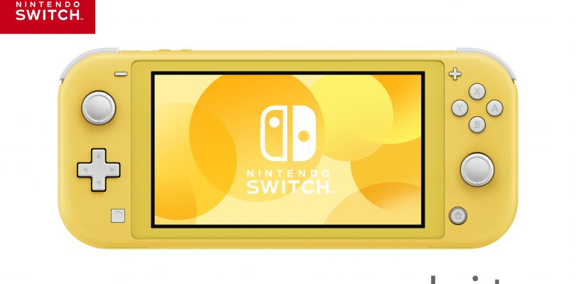 Nintendo Switch Lite is vanaf vandaag officieel te koop