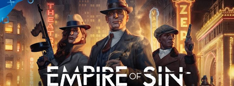Empire of Sin gameplay trailer