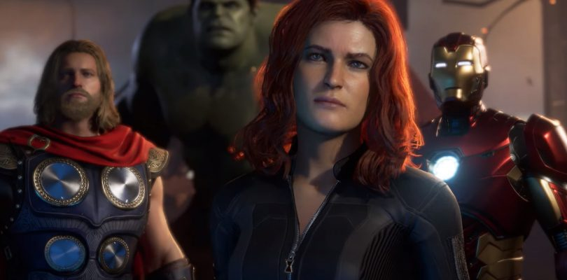 Marvel's the Avengers Hands-on Preview