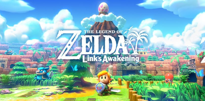 The Legend of Zelda Link's Awakening Trailer