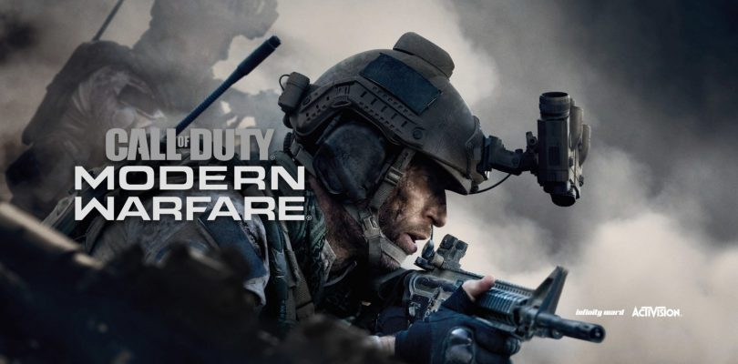 Nieuwe Call of Duty Modern Warfare Story Trailer