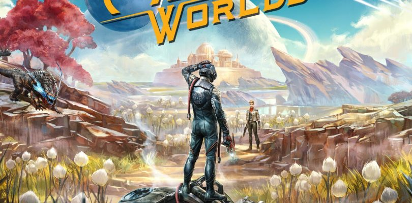 Come to Halcyon trailer voor The Outer Worlds