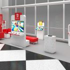 Nintendo opent pop ups op Amerikaanse Airports