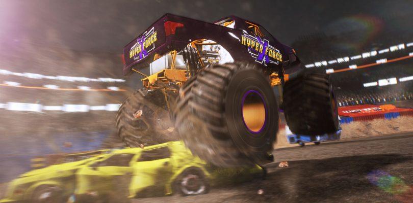 Monster Truck Championship aangekondigd voor pc en consoles