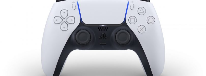 Sony showt PS5 controller