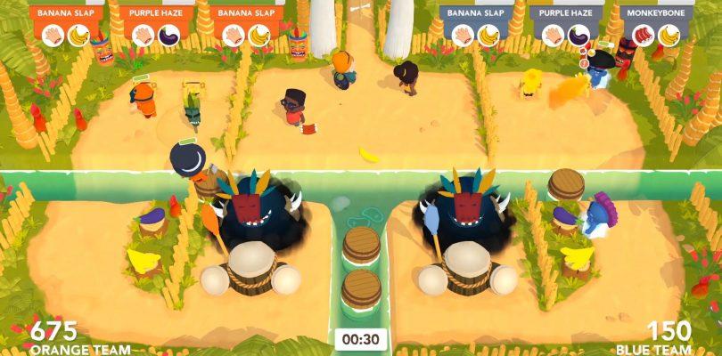 Cannibal Cuisine de multiplayer cooking game uit op Switch en PC