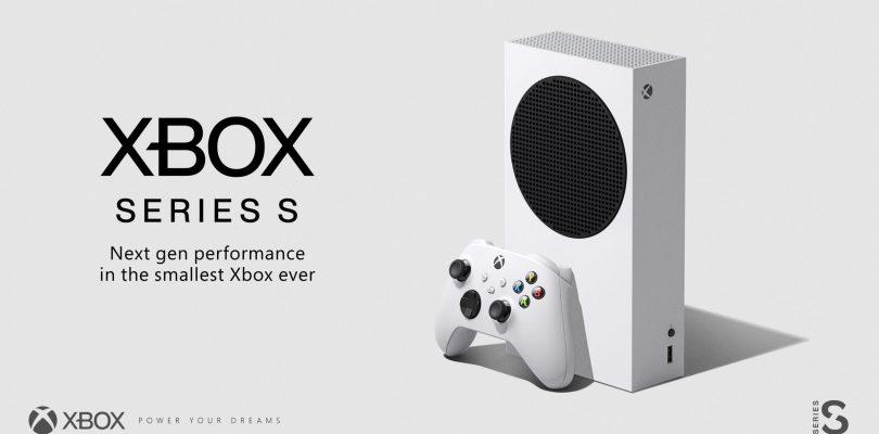 Kleinere XBOX SERIES S gaat 299 kosten, SERIES X 499