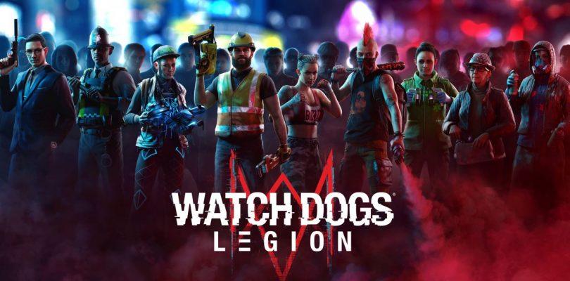 Watch Dogs Legion online multiplayer beschikbaar